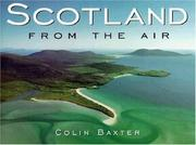 Scotland from the air by Colin Baxter