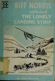 Biff Norris and the clue of the lonely landing strip PDF