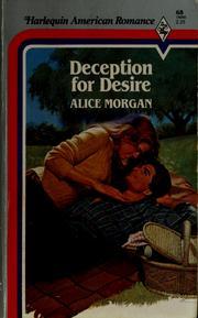 Deception for desire PDF