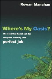 Where's My Oasis PDF