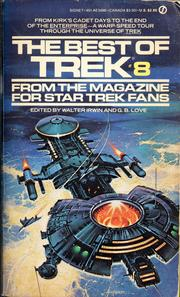 Cover of: The best of Trek #8 by Walter Irwin