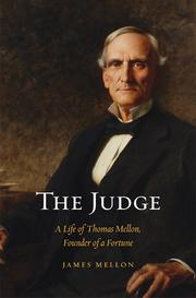 The judge by James Mellon