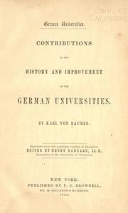 German universities PDF