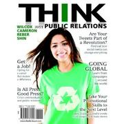 Cover of: Think Public Relations by Dennis L. Wilcox