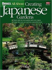 Ortho's all about creating Japanese gardens by Alvin Horton