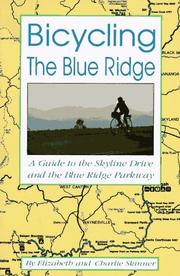 Bicycling the Blue Ridge by Elizabeth Skinner