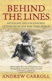 Behind the Lines PDF