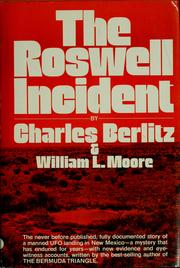 Roswell Incident by Charles Berlitz