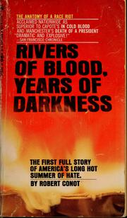 Rivers of blood, years of darkness PDF