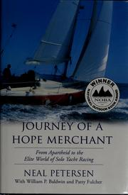 Journey of a hope merchant by Neal Petersen