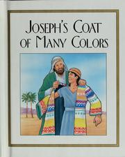 Cover of: Joseph's coat of many colors by Marlene Targ Brill