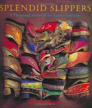Splendid Slippers by Beverley Jackson