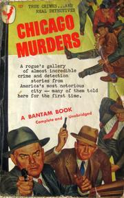 Chicago murders PDF