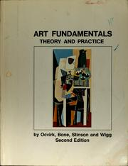 Cover of: Art fundamentals by Otto G. Ocvirk