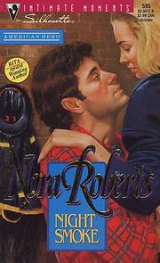 Night Smoke (American Hero, Night Tales) by Nora Roberts