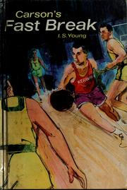 Carson's fast break by Isador S. Young