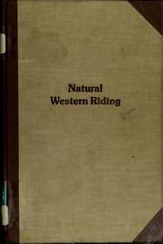 Natural western riding PDF
