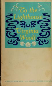 Cover of: To the lighthouse by Virginia Woolf