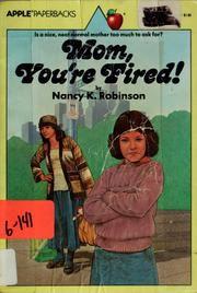 Mom, You're Fired! PDF