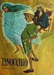 Cover of: Pinocchio by Carlo Collodi