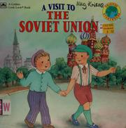 A Visit To The Soviet Union (Friends Everywhere) PDF