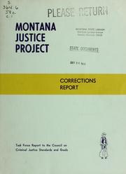 Corrections report PDF