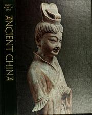 Ancient China by Edward H. Schafer