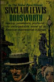 Cover of: Dodsworth by Sinclair Lewis