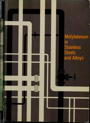 Molybdenum in stainless steels and alloys PDF