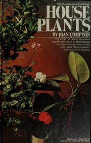 House plants PDF