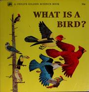 What is a bird? PDF
