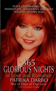365 glorious nights of love and romance by Patrika Darbo