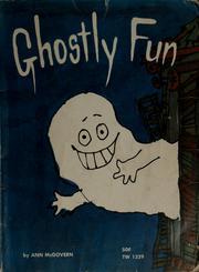 Ghostly fun PDF
