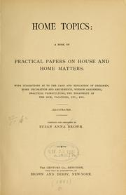 Home topics PDF