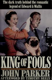 King of fools by Parker, John