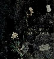 The life of Isle Royale PDF