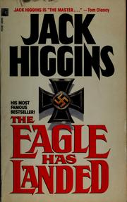 Cover of: The eagle has landed | Jack Higgins
