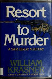 Resort to murder PDF