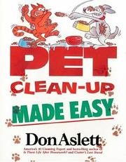 Pet clean-up made easy PDF