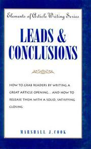 Leads & conclusions PDF