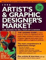 1998 Artist's & Graphic Designer's Market (Artist's & Graphic Designer's Market, 1998) PDF