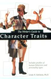 The writer's guide to character traits PDF