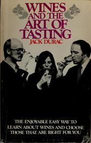 Wines and the art of tasting PDF
