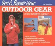 Sew & repair your outdoor gear PDF