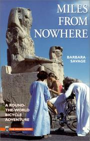 Miles from Nowhere by Barbara Savage
