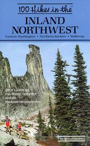 Cover of: 100 hikes in the inland Northwest | Rich Landers