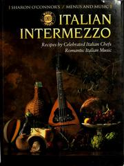 Italian intermezzo by Sharon O'Connor
