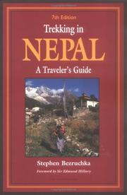 Trekking in Nepal by Stephen Bezruchka