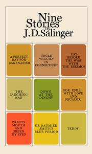 Cover of: Nine stories by J. D. Salinger