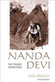 Nanda Devi by John Roskelley